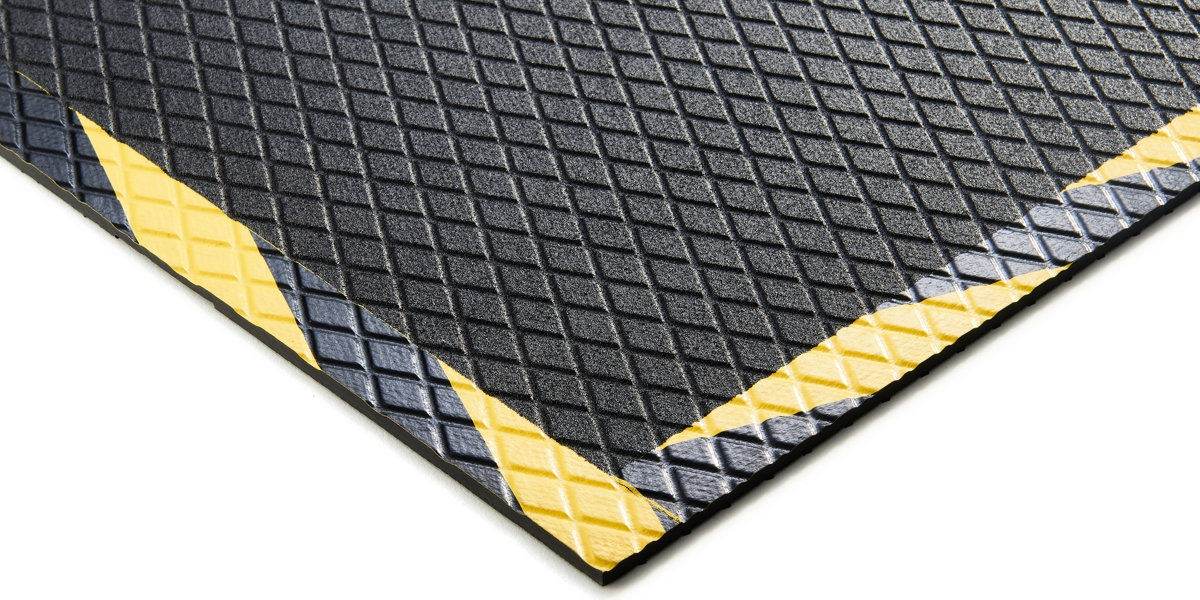 Cable-Mat Rubber Top