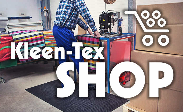 Visit the Kleen-Tex Shop...